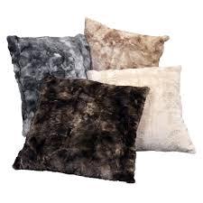 faux fur throw pillows roselawnlutheran