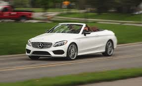 mercedes amg convertible and used car reviews car and prices car and driver