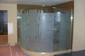 frameless shower enclosures sans soucie art glass