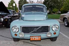 classic volvo coupe on the road 1962 volvo 544 u2013 classic recollections