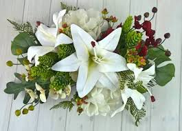 Fake Flower Arrangements Silk Flower Arrangement Gumtree Australia Free Local Classifieds