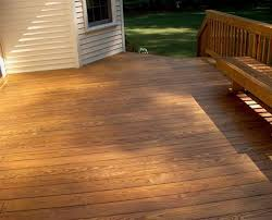 staining new deck paint talk professional painting contractors