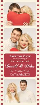 wedding magnets 2 25x5 875 inch photo booth wedding save the date square corner