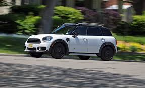 2017 mini cooper countryman all4 1 5t manual test review car