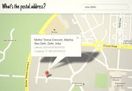 find maps find the address of a place through maps