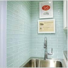 bathroom glass tile ideas sea glass subway tile alund co