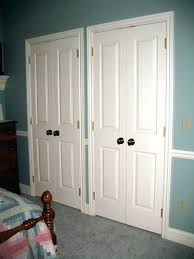 Swing Closet Doors Closet Door Types Types Of Closet Doors For Closet Door Track