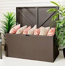 Suncast Patio Storage Bench Suncast Patio Storage And Prep Home Design Ideas