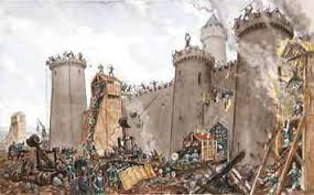 siege of carcassonne warfare arms