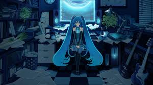 halloween anime backgrounds hatsune miku wallpapers hd u2013 wallpapercraft