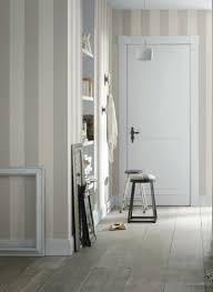 Wohnzimmer Tapeten Landhausstil Tapete Lazy Stripe Col 08 Landhaus Tapeten In Den Farben Grau