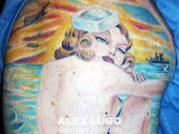 alex lugo tattoos