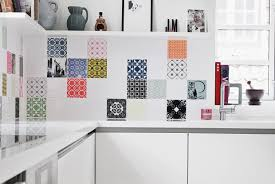 Kitchen No Backsplash by Top 15 Patchwork Tile Backsplash Designs For Kitchen