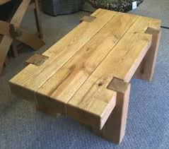 How To Make A Benchless Picnic Table by 78 Best Railway Sleeper Furniture Images On Pinterest Furniture