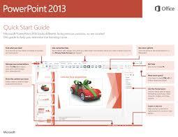 office 2013 powerpoint quick start guide u2013 birdville isd help desk