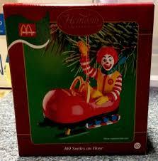 carlton cards ronald mcdonald ornament
