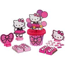 Hello Kitty Halloween Decorations by Hello Kitty Party Packs