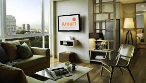 Two Bedroom by Two Bedroom Suite Amari Residences Bangkok