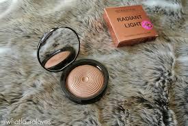 makeup revolution radiant lights makeup revolution radiant light in glow review what laura loves