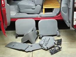 Dodge Dakota Truck Seats - extended cab pickup usable space restored youtube