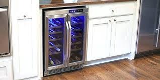 wine cooler cabinet reviews big chill fridge costco small wine fridge cooler cabinet reviews