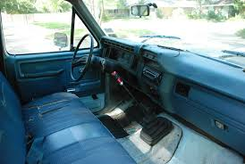 1996 Ford F150 Interior My First Truck 1986 F150 Ford Truck Enthusiasts Forums