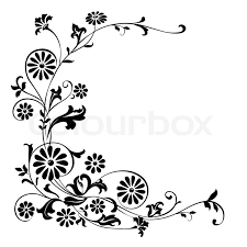 pattern flowers and ornaments floral stock photo colourbox