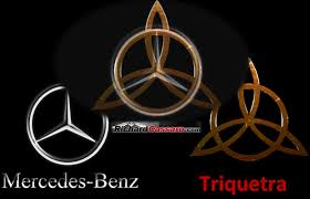 mercedes corporate occult symbols in corporate logos pt 1 rediscovering their