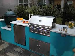 best outdoor kitchen cabinets polymer decorating idea inexpensive