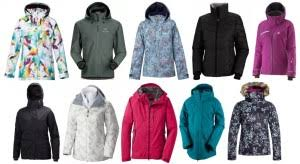 the top 10 best snowboard and ski jackets for women snow advice