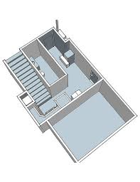 How To Design A Basement Floor Plan Using Sketchup For Room Layouts And Remodels Unskinny Boppy
