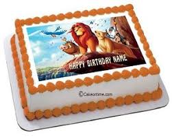 king cake buy online order lion king kids cake delivery in delhi noida gurgaon and