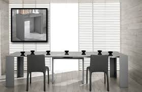 dining tables modern extendable dining table modern square