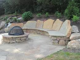 Rock Patio Design Patio Design Installation Berks Reading Pa