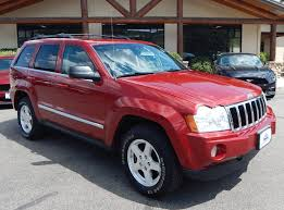 2005 jeep grand cherokee limited 4wd suv near breckenridge co