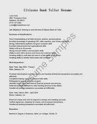 Resume For Bank Teller Objective 308 Best Resume Examples Images On Pinterest Cover Letter