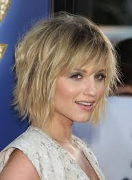 short hairstyles with layers and side bangs short hairstyles with