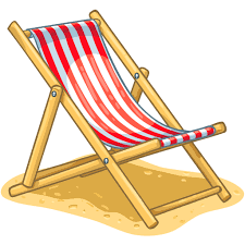 Beach Lounge Chair Png Item Detail Deck Chair Itembrowser Itembrowser