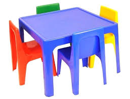 plastic play table and chairs children table chair strikingly design ideas children table and