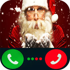 santa clause pictures santa claus phone call free android apps on play