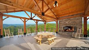 smoky mountain wedding venues 5bedroom sleeps16 trail lodge by large cabin rentals