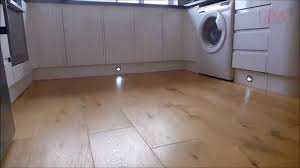 Magnet Laminate Flooring Brand New Contemporary Magnet Kitchen Fitted By Uk Decor Youtube
