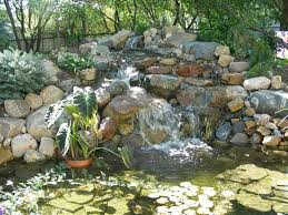 add a touch of tranquility to your life with a backyard water