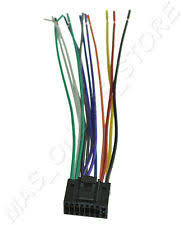 jvc car audio and video wire harness ebay