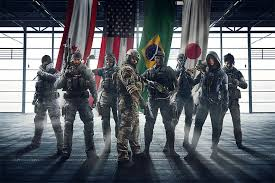 Rainbow Six Siege Operators In Rainbow Six Siege Starting At 11 99 Ubisoft Official Store