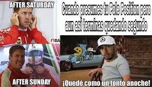 Sebastian Vettel Meme - memes tras la victoria de sebastian vettel en el gran premio de