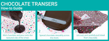 edible transfer sheets