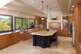 kitchen is mixing kitchen cabinet finishes okay or not for is