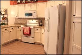 Cream Kitchen Cabinets With Chocolate Glaze Off White Kitchen Cabinets Off White Kitchens Kitchen Reno Kitchen