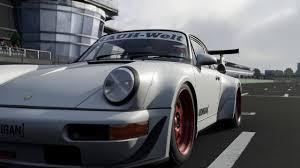 porsche hoonigan forza motorsport 7 1991 hoonigan rauh welt bergiff porsche 911